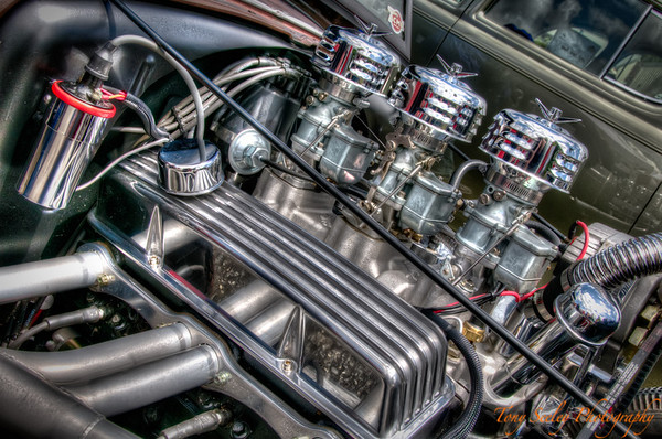 156 Chrome Engine - Duvall