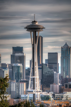 001 Space Needle - Seattle
