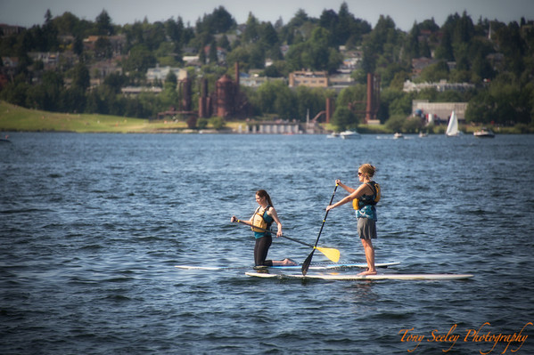 188 Paddle Boards - Lake Union