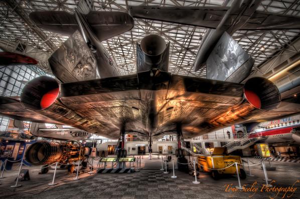 187 Blackbird's Bottom - Museum of Flight