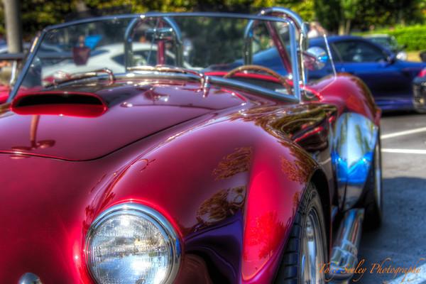193 Red Shelby Cobra - Redmond
