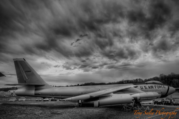 027 Boeing WB-47E Stratojet - Museum of Flight