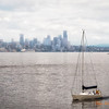 285 Sailing in Fog - Seattle