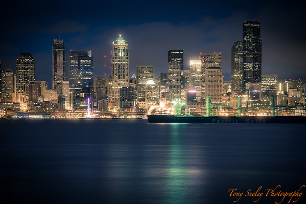 300 Cityscape - Seattle