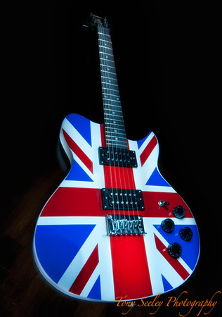 064 Union Jack Guitar - Home