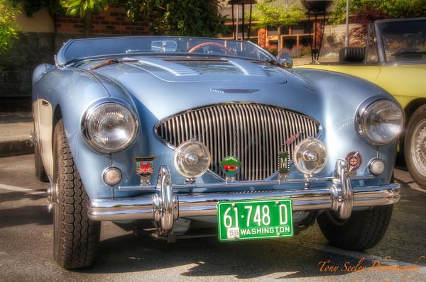151 Austin-Healey 100 - Redmond