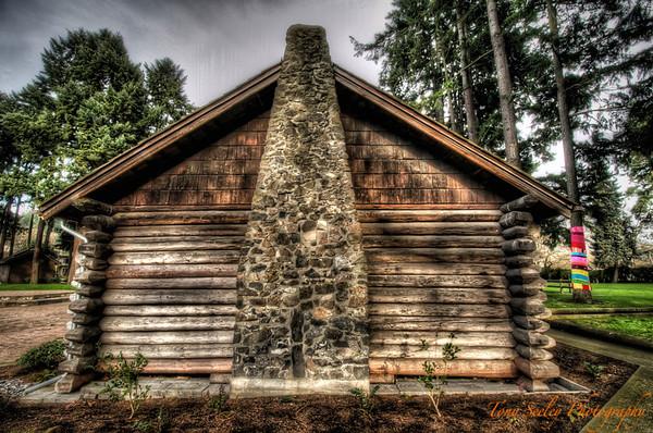 081 Log Cabin - Redmond