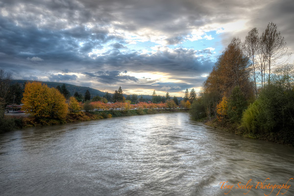 310 Snoqualmie River - Fall City