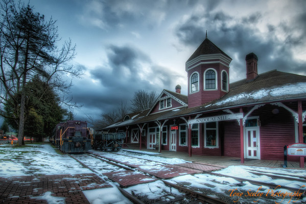 023 Snoqualmie Train Station - Snoqualmie