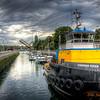 239 Tug Boat - Ballard Locks