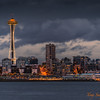 307 City Scape - Seattle