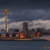 307 City Scape - Seattle