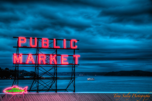 153 Public Market - Seattle