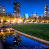 338 Night Reflection - Bellevue
