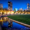 338 Night Reflection - Bellevue