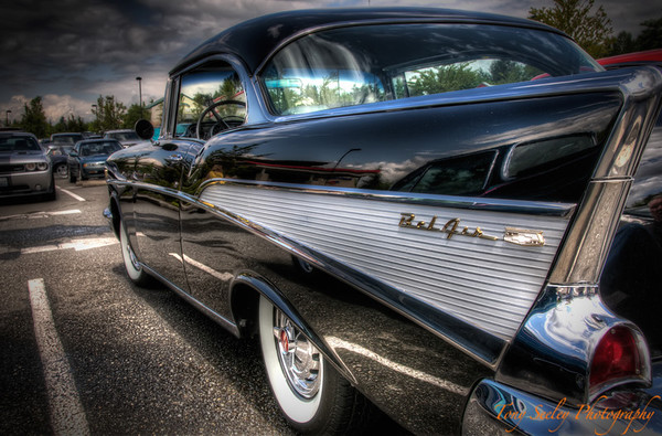 154 Chevy Bel Air - Duvall
