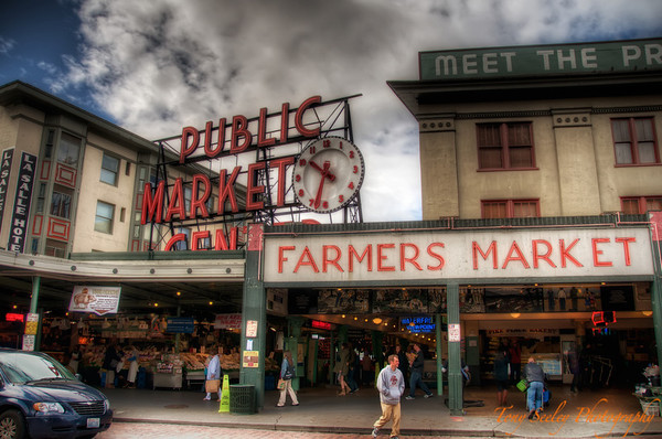 143 Pike Place Market - Seattle