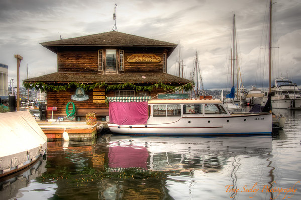 345 Center for Wooden Boats - Seattle