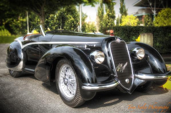 260 Alfa Romeo 8C Superleggera - Redmond