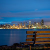 294 Morning Cityscape - Seattle