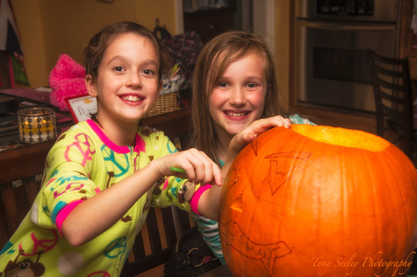 302 Pumpkin Carving - Home