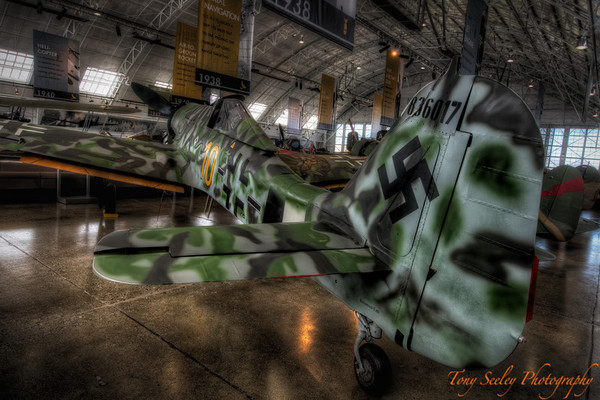 192 Focke-Wulf FW 190 D-13 - Flying Heritage Collection