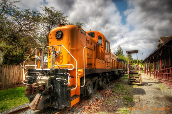 126 Train - Snoqualmie