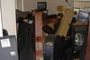 Can one man have too many guitars?  Evidently.