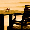 """""""Chair"""" - 18 May. Breakfast by the beach"""