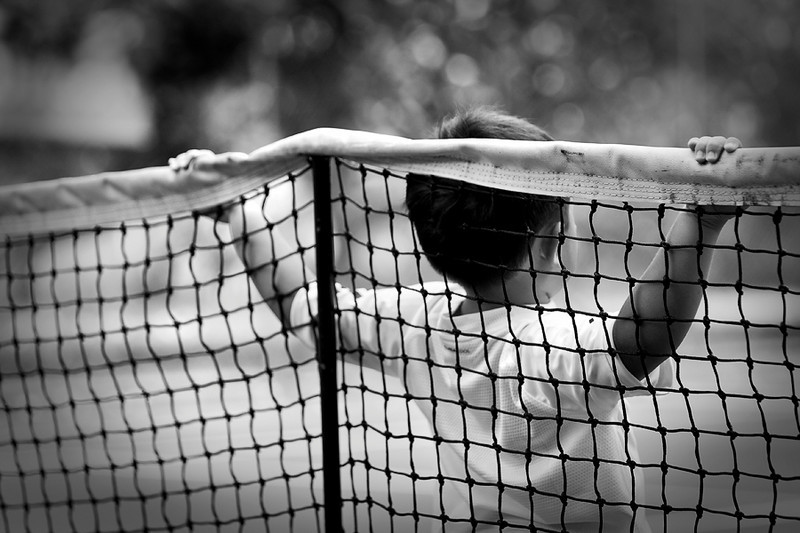 12 Sep - Tennis break