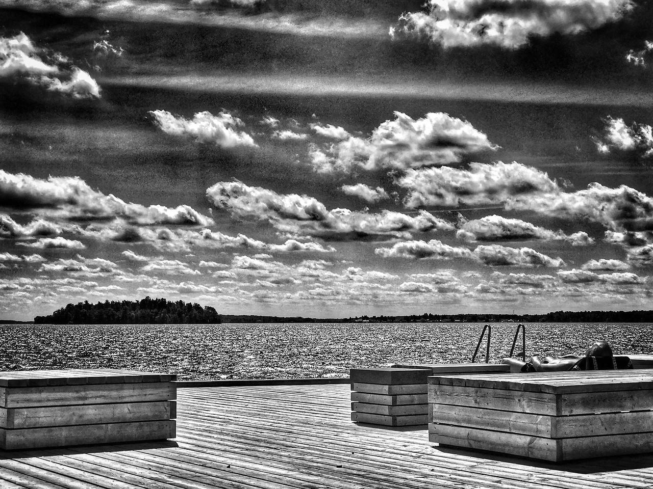 Monday Jul 10 - Lake Mälaren