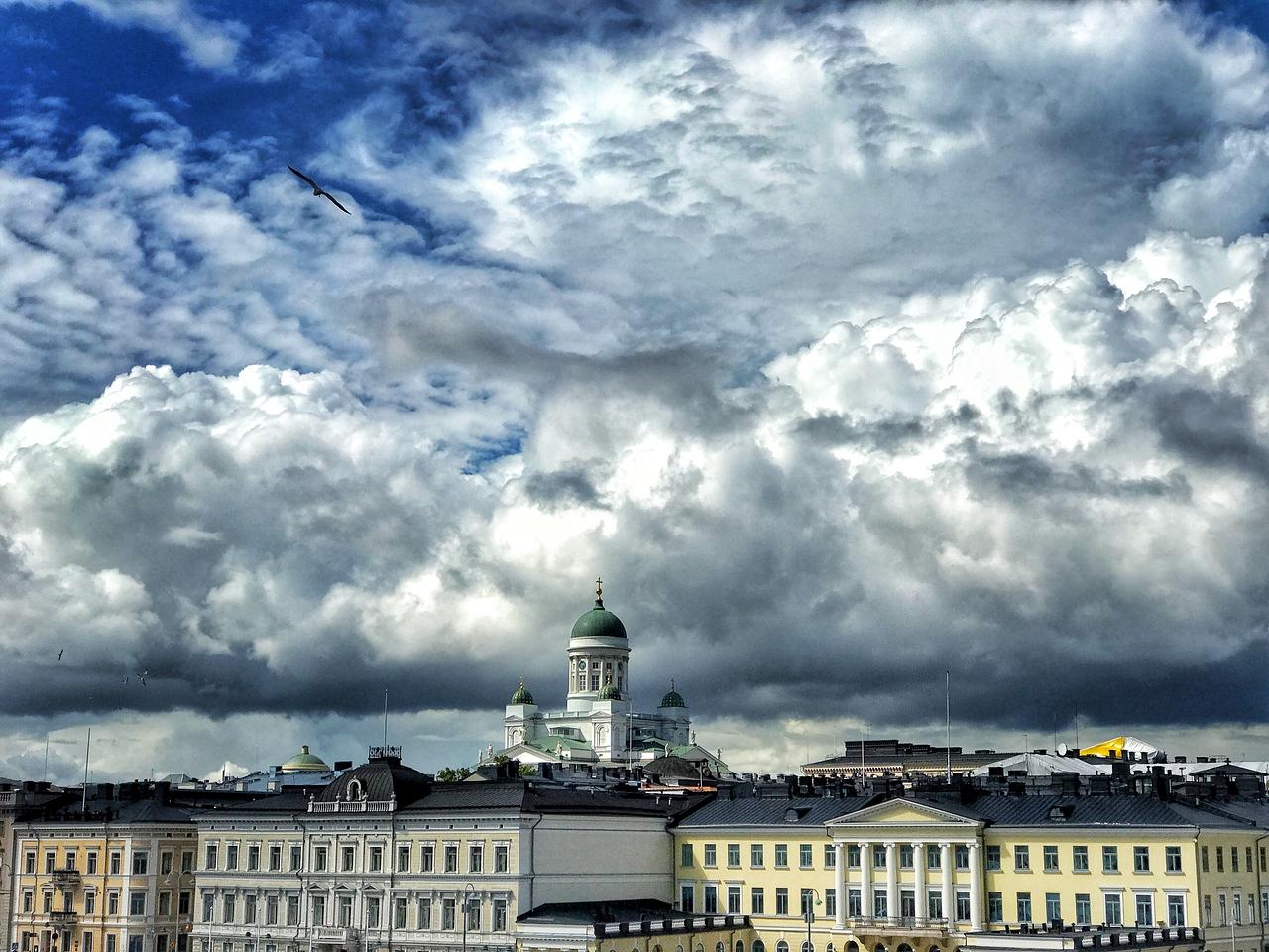 Tuesday Jul 04 - Helsinki
