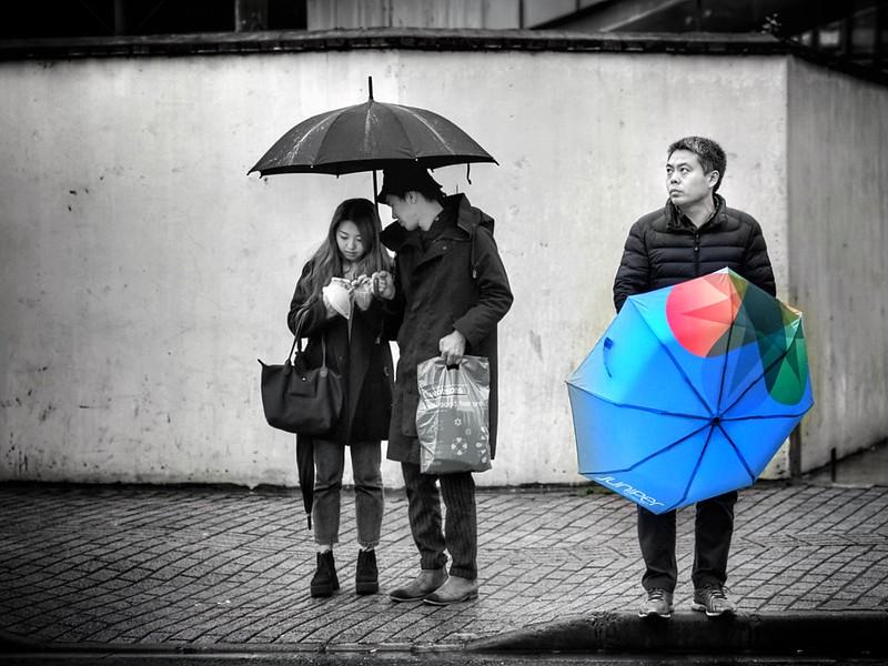 Wednesday Mar 22 - Umbrella
