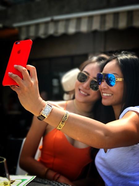 Sunday Apr 23 - Selfie time
