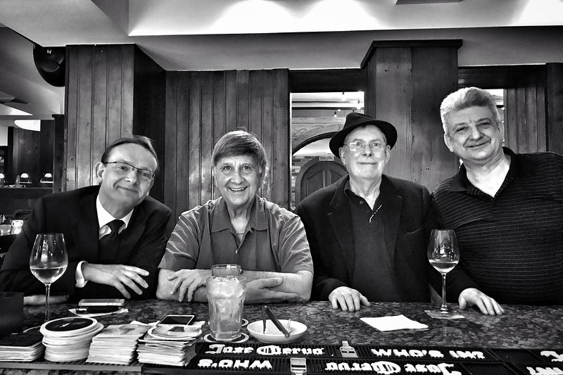 Tuesday Apr 25 - The Old Boys
