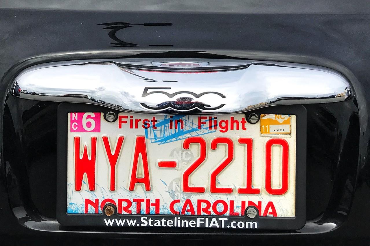 Saturday 27 Jan - First in Flight