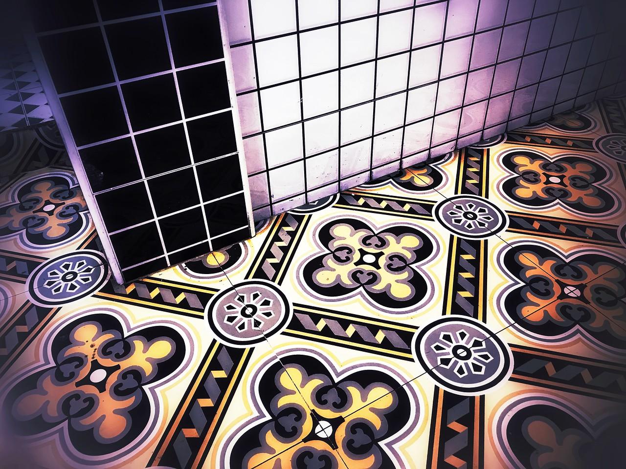 Saturday May 05 - Tiles