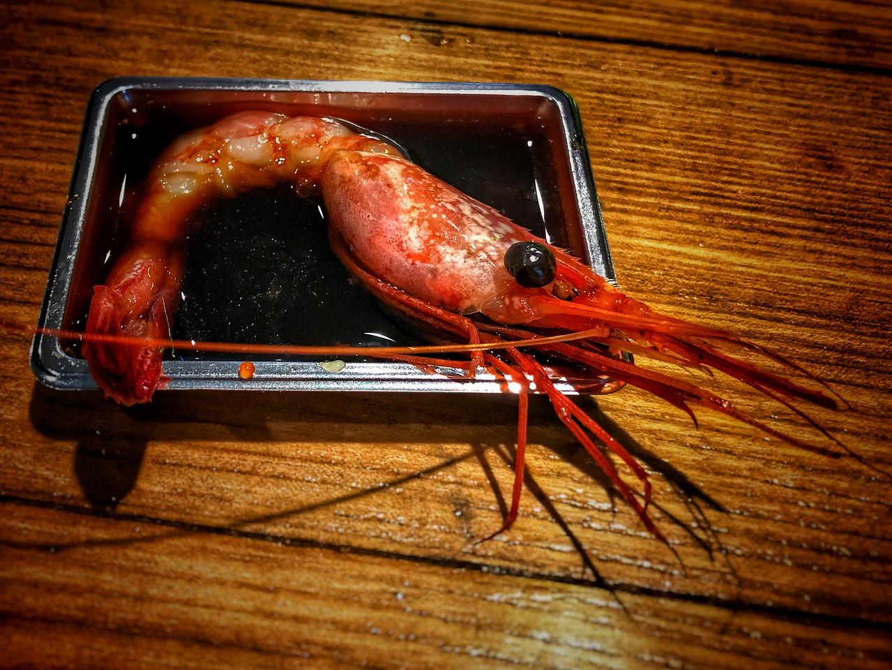 Tuesday Mar 27 - Shrimp Spa