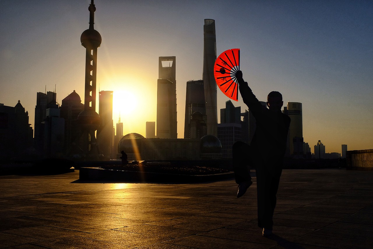 Tuesday Feb 13 - Morning kung fu