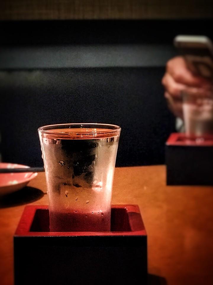 Thursday Apr 26 - Sake