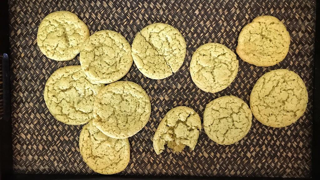Tuesday May 01 - Mocha cookies