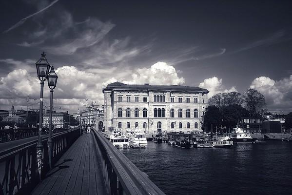 Thursday Jul 19 - Stockholm Art Museum