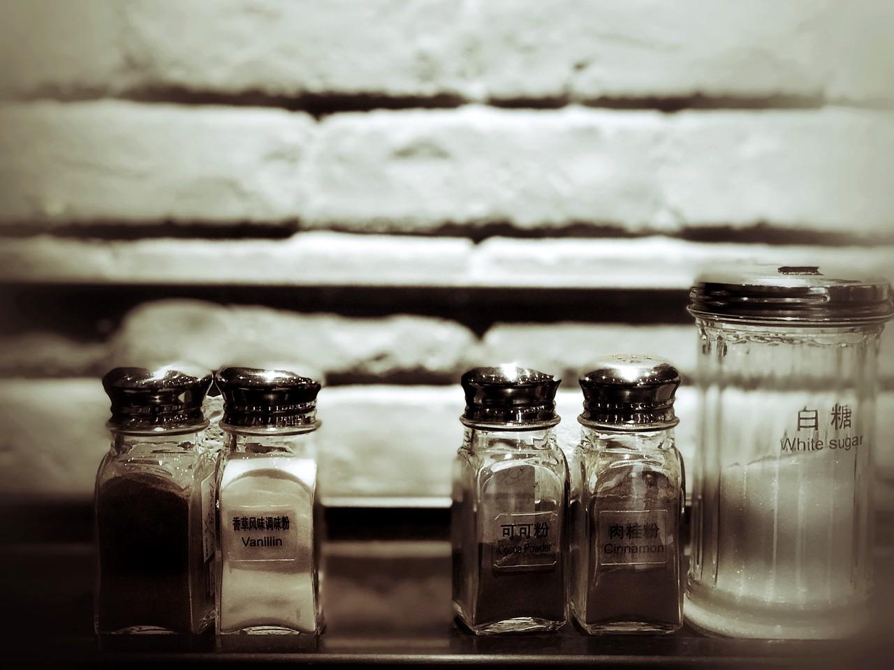 Thursday Mar 01 - Condiments
