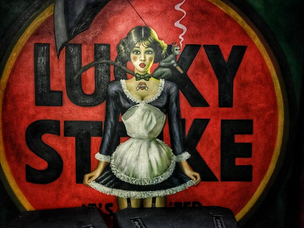 Thursday May 24 - Lucky Strike