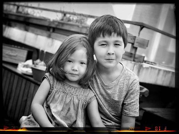 Saturday May 12 - Emma&Kalle