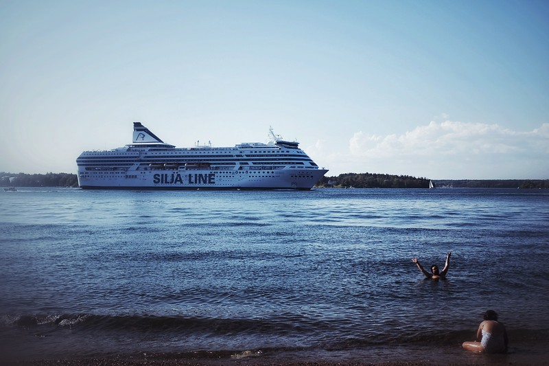 Thursday July 26 - Silja Line