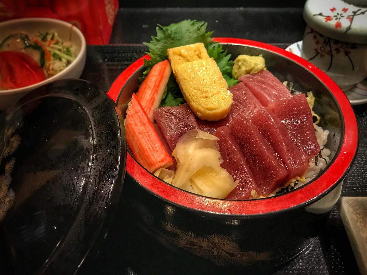 Friday May 18 - Sashimi