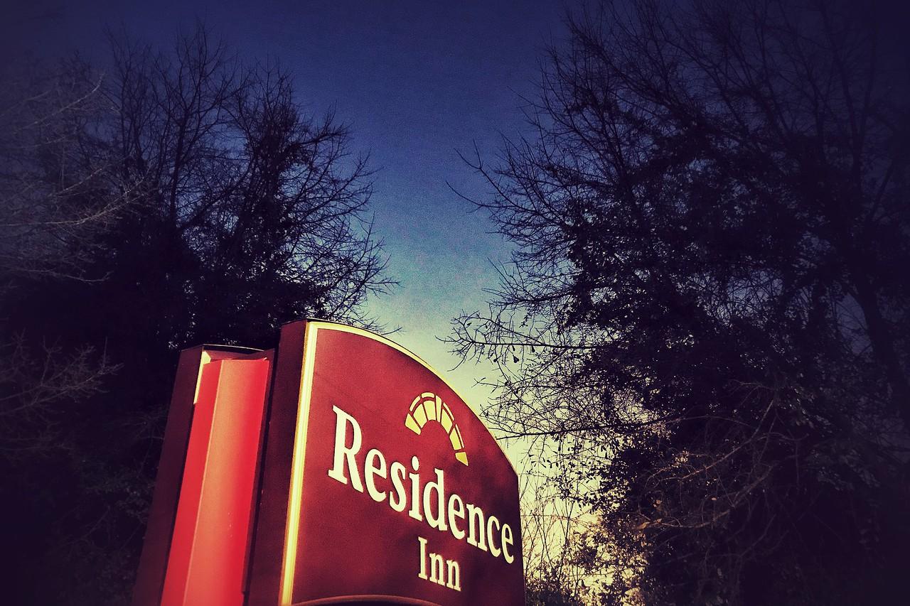Wednesday Jan 24 - Residence Inn Piper Glen