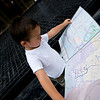 """Map"" - Sat 12 July<br /> <br /> Today we went to see one house and two apartments, and Mika is helping out by locating the places on the map..."