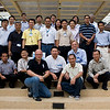 """The Team"" - Wednesday 23 July<br /> <br /> Training finished and my South east asia team gathers outside for a team photo, before flying back to respective countries"
